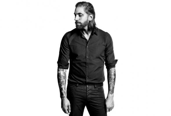 Бен Горхэм стал лицом рекламной кампании H&M - Фото №0