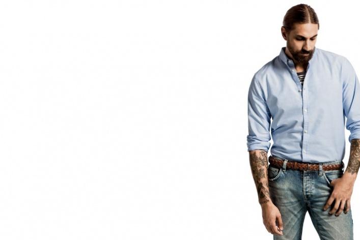 Бен Горхэм стал лицом рекламной кампании H&M