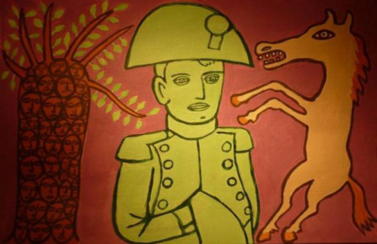 Георгий Литичевский «Зеленый Наполеон»