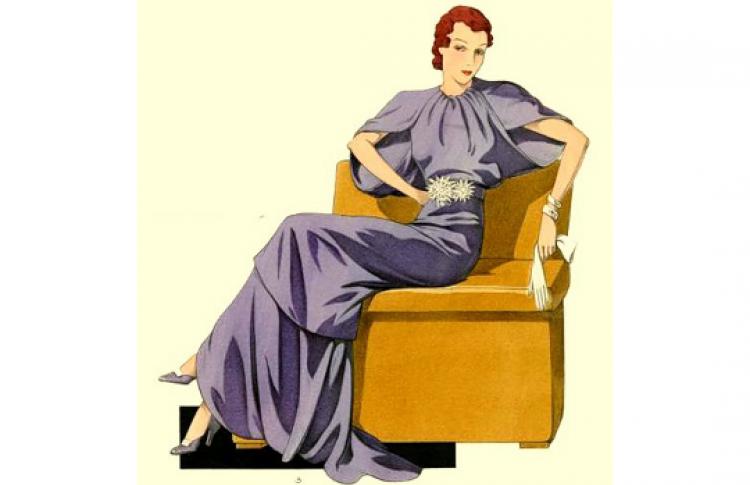 История моды XX века: 1930-е