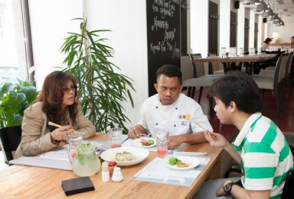 Азия-бум: юго-восточная кухня - Фото №1