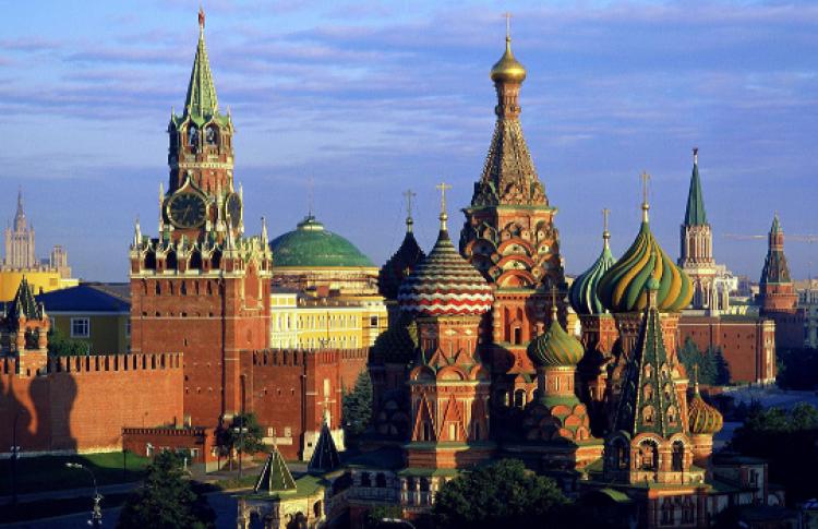 Москва как объект политического дизайна и политического маркетинга