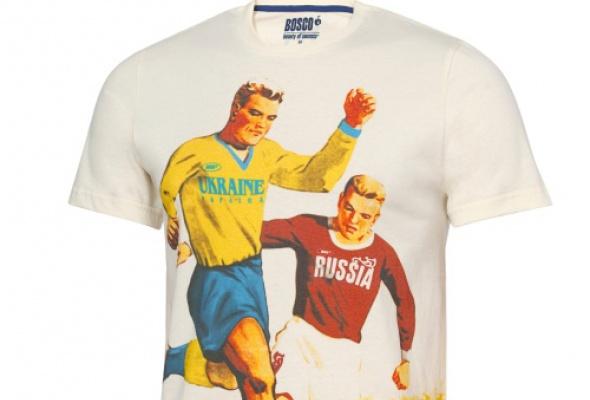BOSСО выпустили лимитированную серию футболок к«Евро-2012» - Фото №0