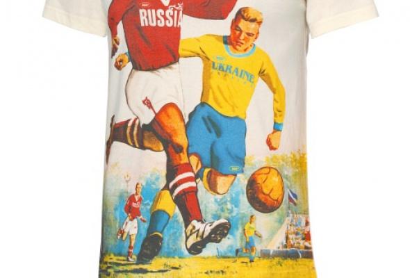 BOSСО выпустили лимитированную серию футболок к«Евро-2012» - Фото №1
