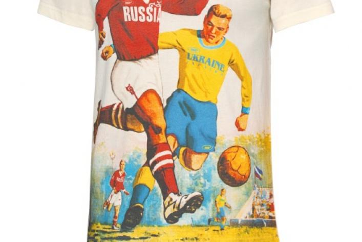 BOSСО выпустили лимитированную серию футболок к«Евро-2012»