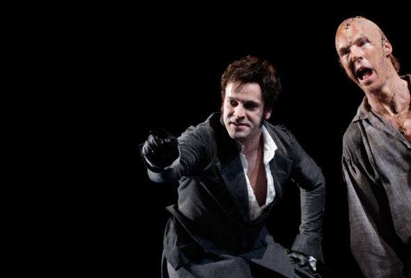«Формула кино Горизонт» показывает Камбербатча вроли Франкенштейна - Фото №4