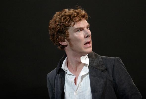 «Формула кино Горизонт» показывает Камбербатча вроли Франкенштейна - Фото №0