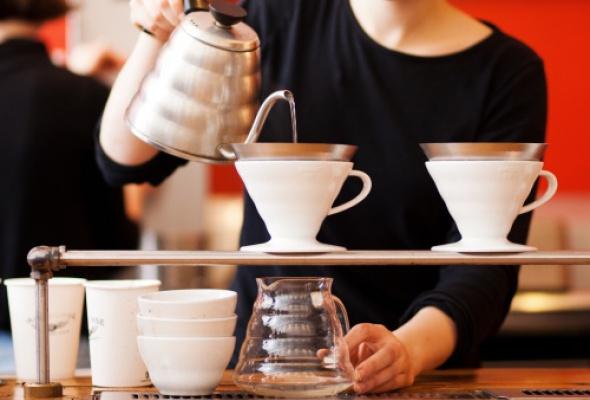 Пуровер: самый модный насегодняшний день способ заварки кофе - Фото №0