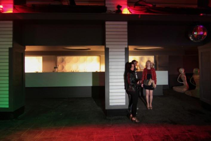 Клуб Spaces
