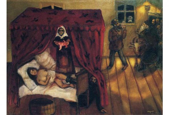Третьяковка покажет редкие работы Марка Шагала - Фото №2