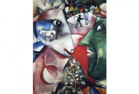 Третьяковка покажет редкие работы Марка Шагала - Фото №3