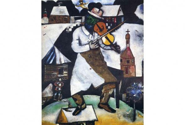 Третьяковка покажет редкие работы Марка Шагала - Фото №5