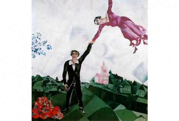 Третьяковка покажет редкие работы Марка Шагала - Фото №8