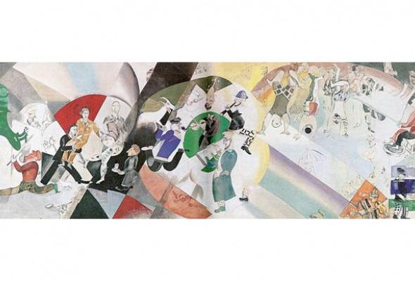 Третьяковка покажет редкие работы Марка Шагала - Фото №11