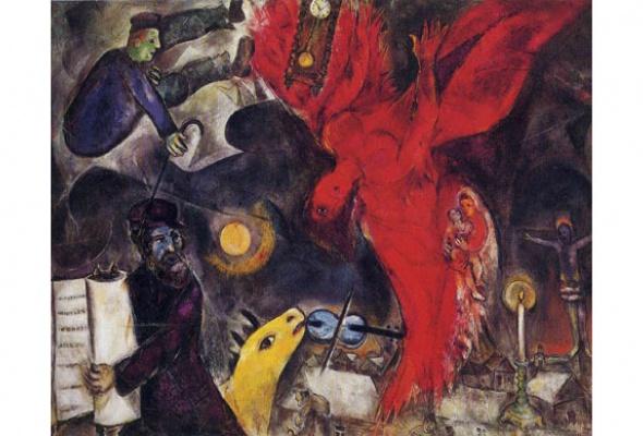 Третьяковка покажет редкие работы Марка Шагала - Фото №10