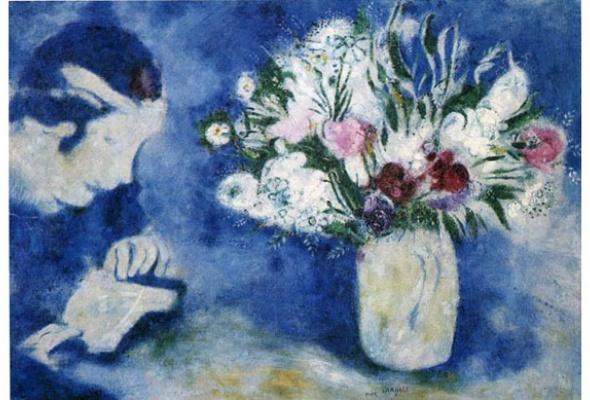 Третьяковка покажет редкие работы Марка Шагала - Фото №12