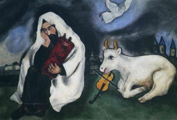 Третьяковка покажет редкие работы Марка Шагала - Фото №14