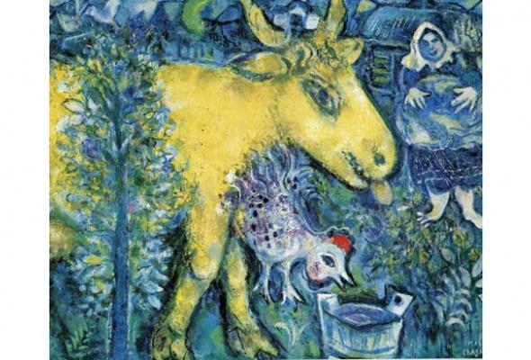 Третьяковка покажет редкие работы Марка Шагала - Фото №13