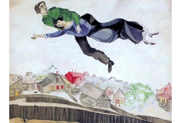 Третьяковка покажет редкие работы Марка Шагала - Фото №1