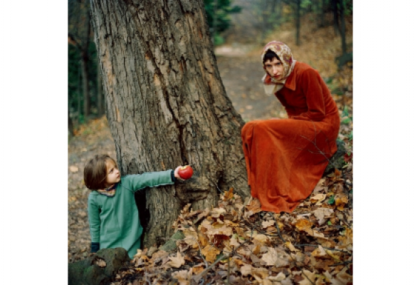 Виктория Сорочински «Анна и Ева» - Фото №2