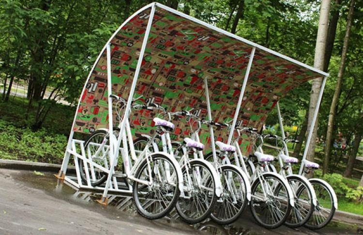 ВСокольниках появился бесплатный велопрокат