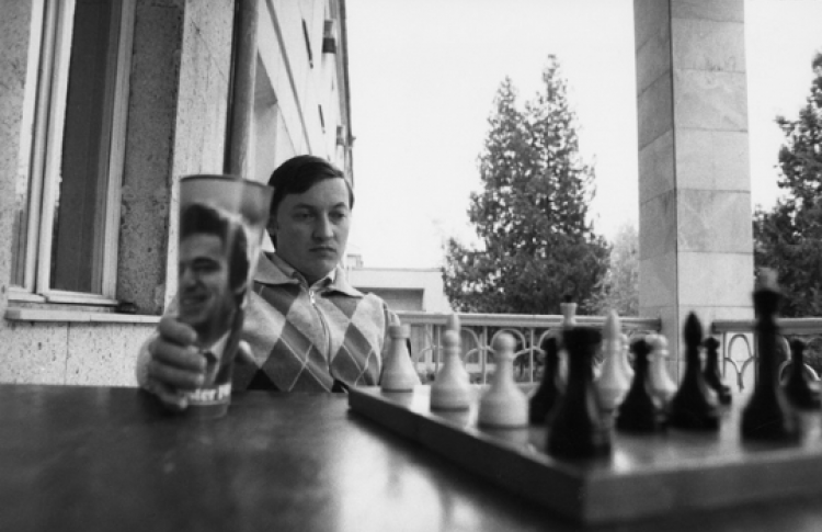 Шахматные фигуры. Век XX