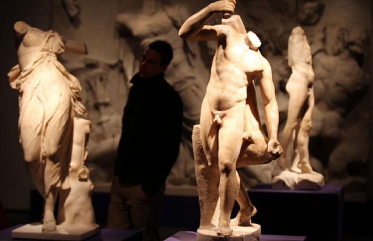 Язык скульптуры по Брайлю