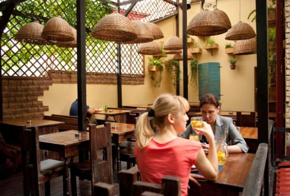 25лучших летних веранд кафе иресторанов - Фото №3