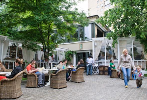 25лучших летних веранд кафе иресторанов - Фото №4