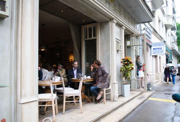25лучших летних веранд кафе иресторанов - Фото №5