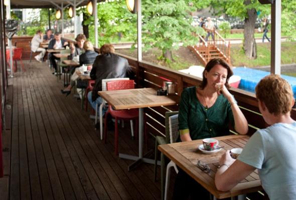 25лучших летних веранд кафе иресторанов - Фото №6