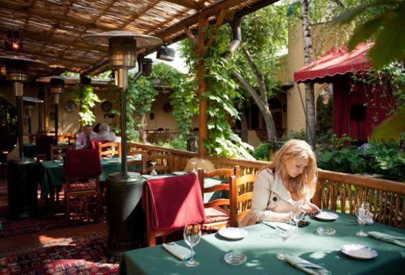 25лучших летних веранд кафе иресторанов - Фото №10