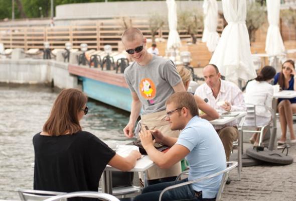 25лучших летних веранд кафе иресторанов - Фото №11