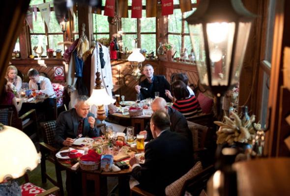 25лучших летних веранд кафе иресторанов - Фото №12
