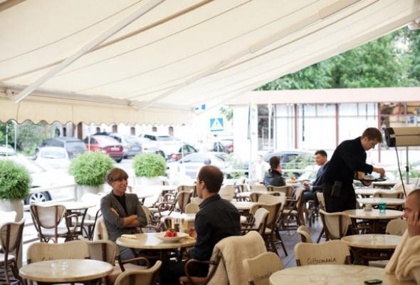 25лучших летних веранд кафе иресторанов - Фото №14