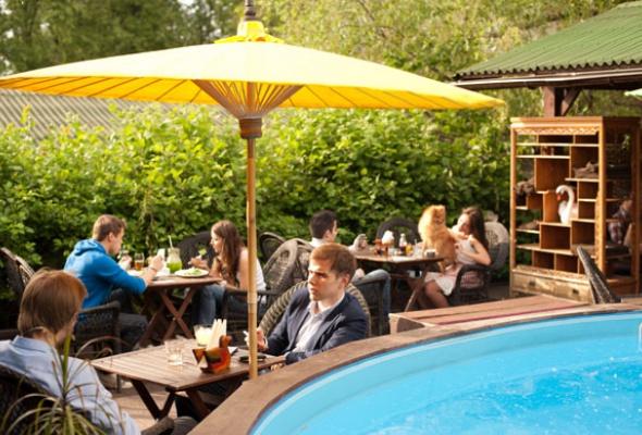 25лучших летних веранд кафе иресторанов - Фото №15