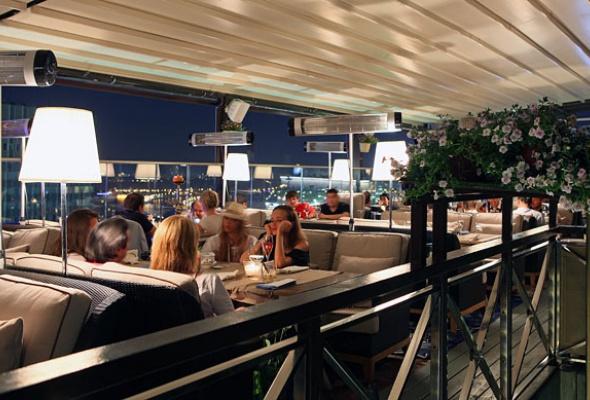 25лучших летних веранд кафе иресторанов - Фото №16