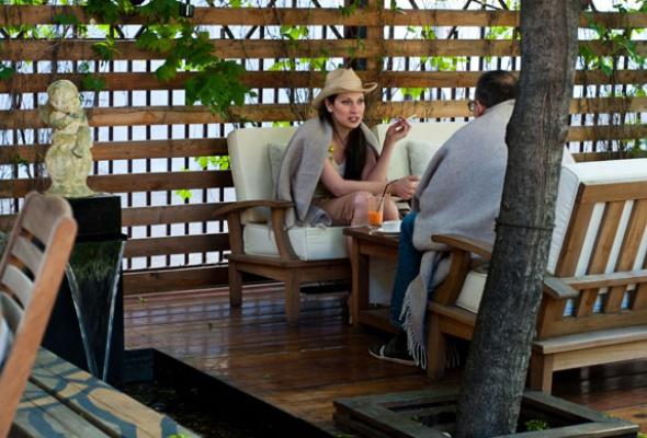 25лучших летних веранд кафе иресторанов - Фото №17