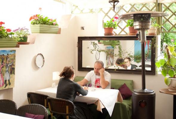 25лучших летних веранд кафе иресторанов - Фото №18