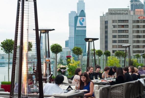 25лучших летних веранд кафе иресторанов - Фото №2
