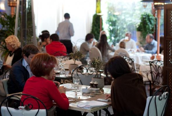 25лучших летних веранд кафе иресторанов - Фото №19