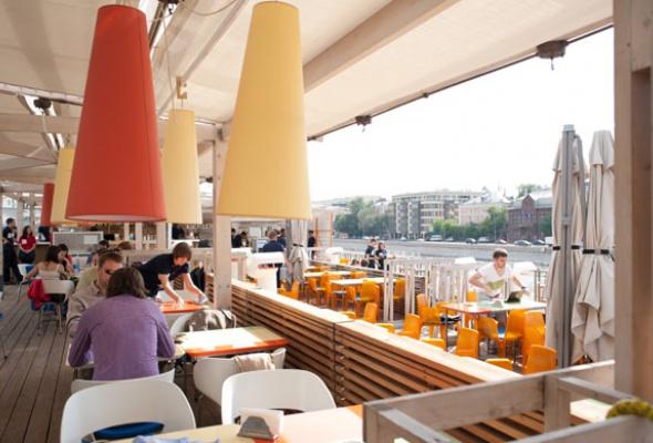 25лучших летних веранд кафе иресторанов - Фото №20