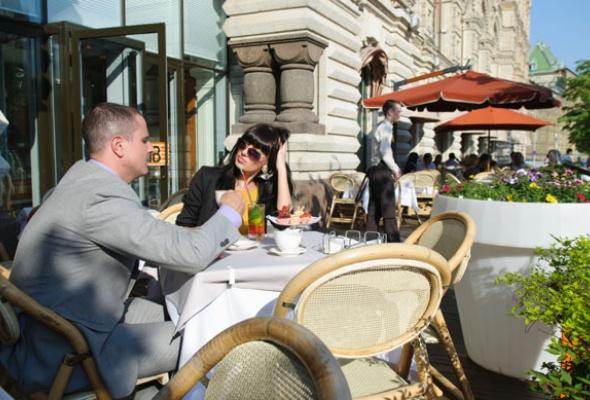 25лучших летних веранд кафе иресторанов - Фото №21