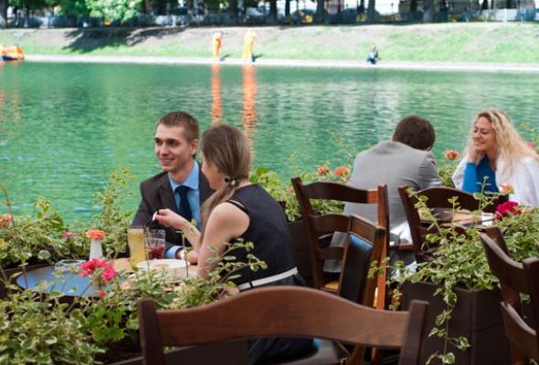 25лучших летних веранд кафе иресторанов - Фото №22