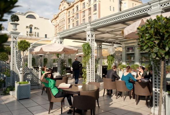 25лучших летних веранд кафе иресторанов - Фото №24