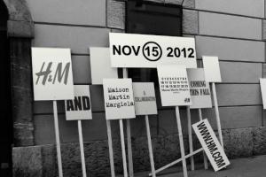 H&Mделает коллекцию сMaison Martin Margiela