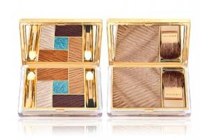 Бронза ишиммер влетней коллекции макияжа Bronze Goddess Capri отEstee Lauder