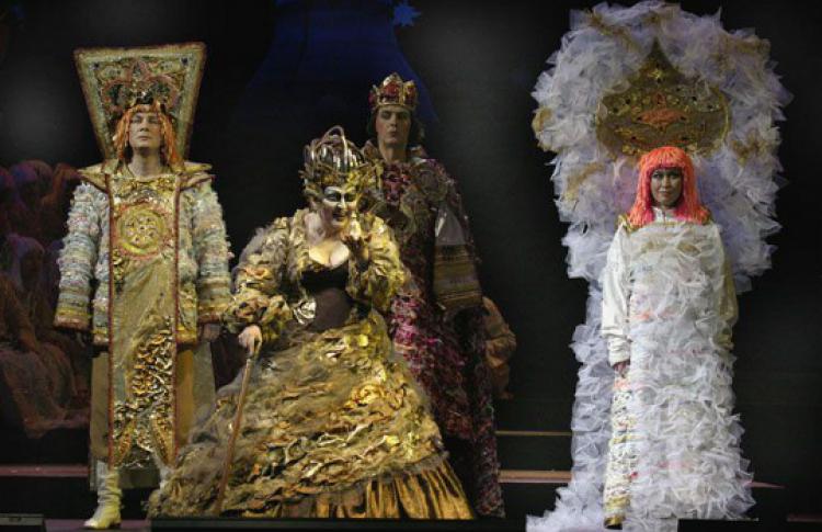Империя Оперы