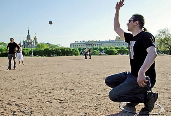 Подвижные игры - Фото №1