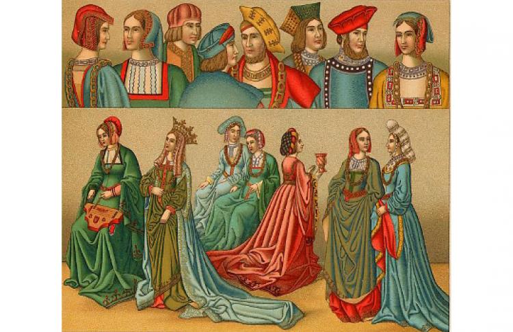 Культура и искусство средневековья